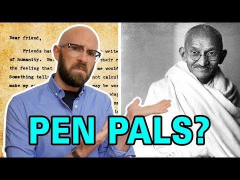 Gandhi's Letters to Hitler