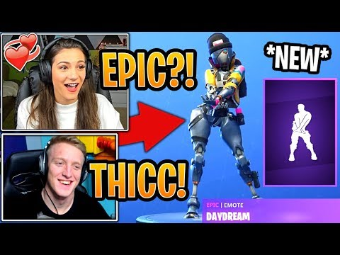Streamers React To *NEW* Daydream Emote/Dance! - Fortnite Best And Funny Moments