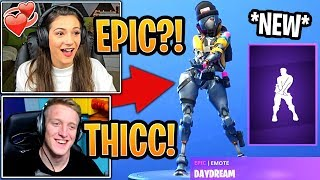 Streamers React to *NEW* Daydream Emote/Dance! - Fortnite Best…