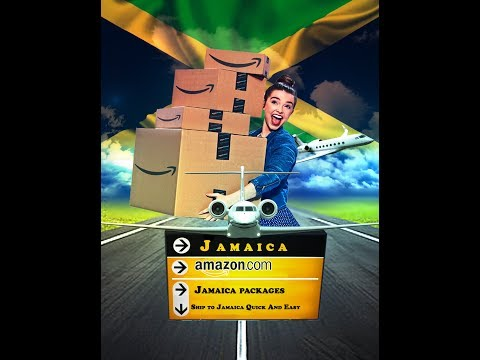 Shop online and Shipping to Jamaica (2018)