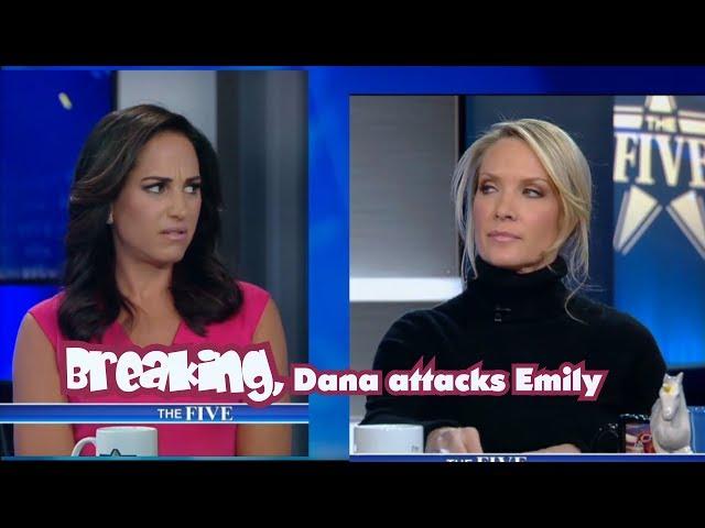 Dana Perino insults Emily Compagno, Supercut