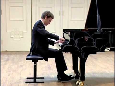 Ilya Ramlav plays Mozart Sonata #6 K284 D major - 1st movement