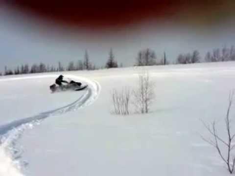 Снегоход Тайга Атака