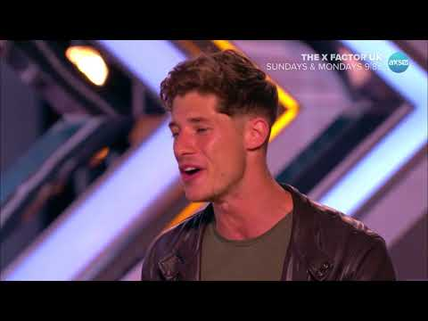 Sam Black Brings the 60's Swing - The X Factor UK on AXS TV