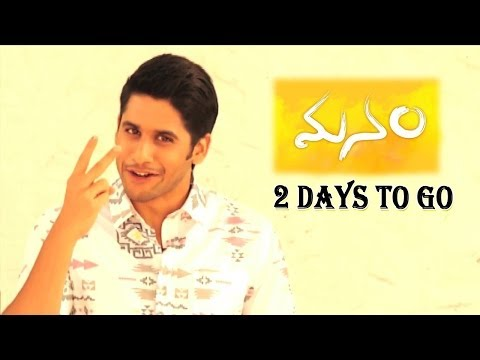 Naga Chaitanya || Manam Movie || 2 Days To Go