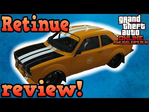 Retinue review! - GTA Online