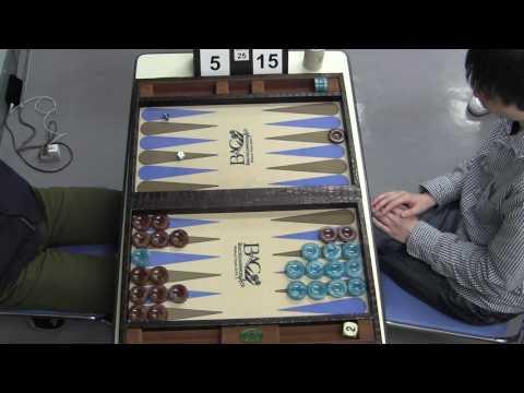 Mochy vs K.Kubota (25p match, Tokyo Meijin League) 5/6