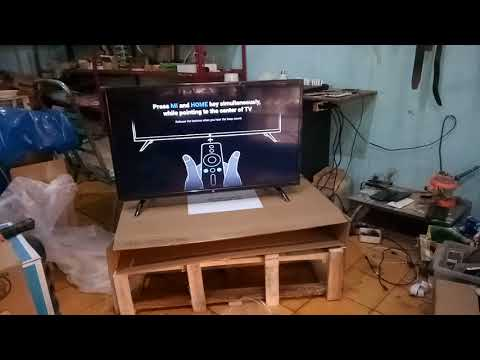 UNBOXING MI TV 4A 32INCH Hadiah Dari MI Indonesia