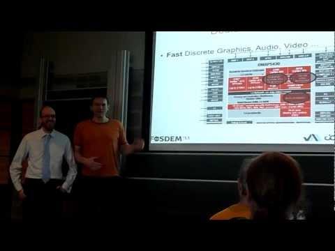 JogAmp Talk @ FOSDEM 2013, Universite Libre de Bruxelles - Full Session