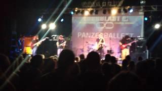 Panzerballett - Some Skunk Funk - Euroblast 2012