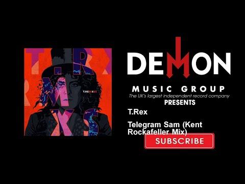 T.Rex - Telegram Sam (Kent Rockafeller Mix)