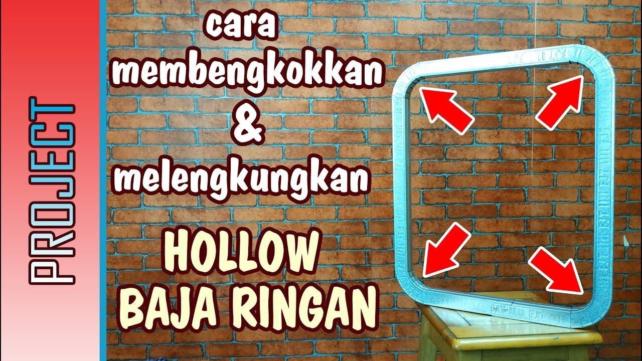 youtube cara membuat kanopi baja ringan video statistics for membengkokkan hollow