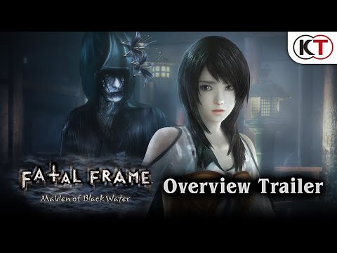Fatal Frame: Maiden of the Black Water - Overview Trailer