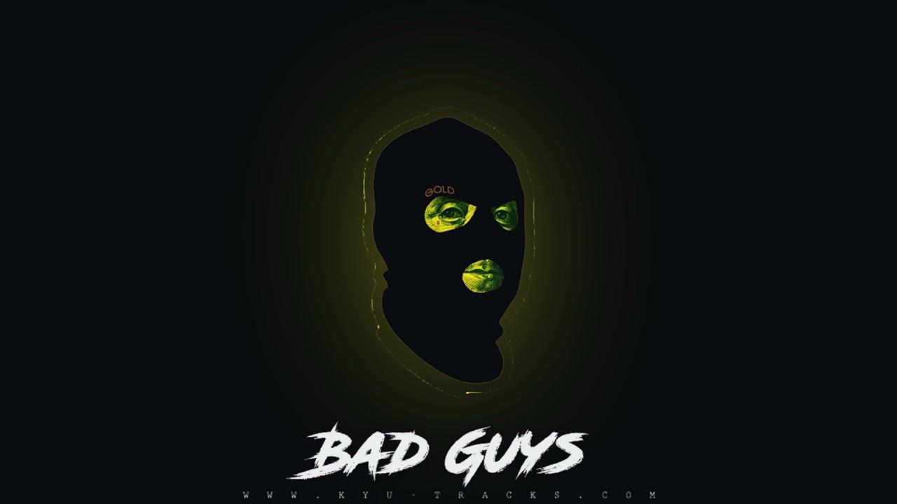 "Dope rap Beat ""BAD GUYS"" | Sick trap Instrumental | #rapbeat (prod. whitecrxw)"