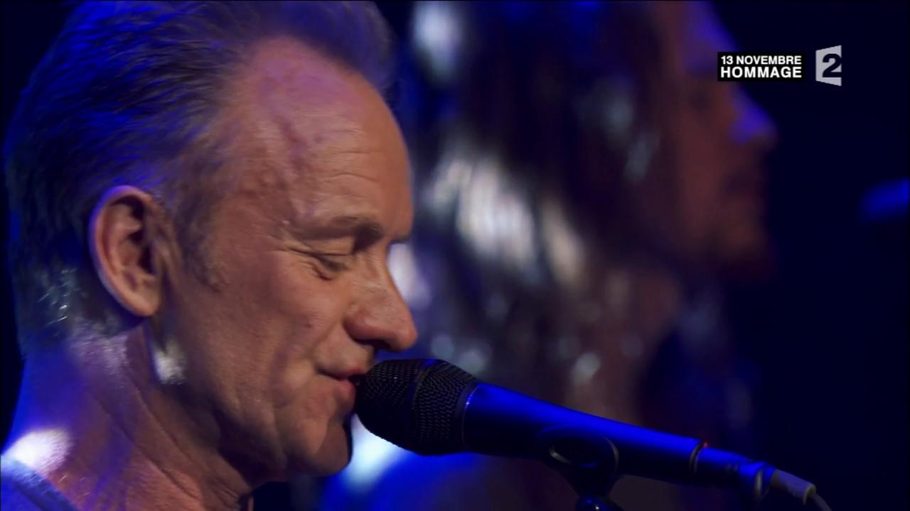 Sting - Fragileyoutube.com
