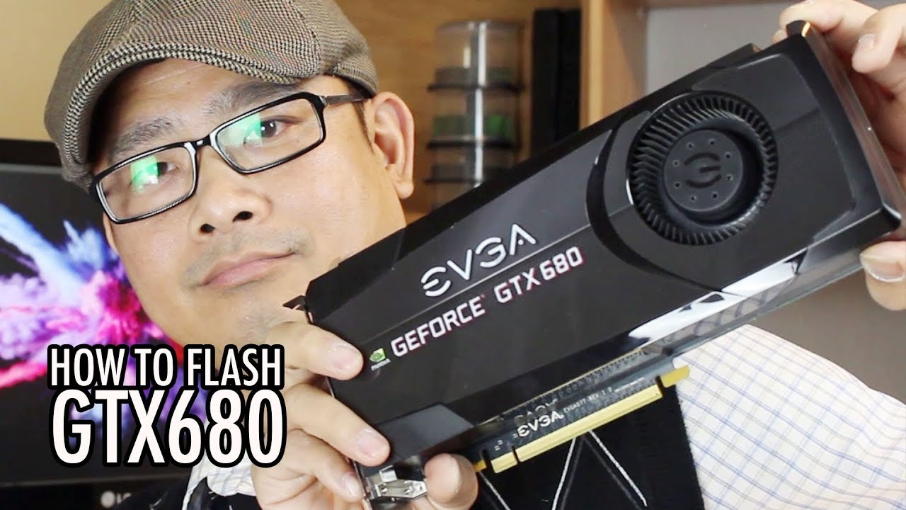 How to Flash GTX 680 for Mac