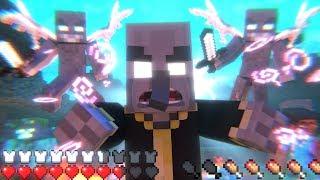 Annoying Villagers 38 - Minecraft Animation