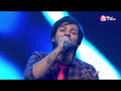 Sumit Bharadwaj - Chunar | Knock Out Round | The Voice India 2