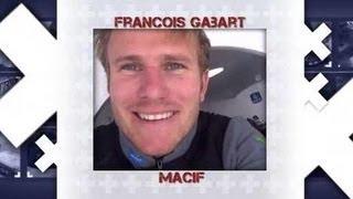 Vendée Globe 2012 : François Gabart dans les mers du Sud (Macif)