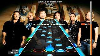Guitar Flash Phantom Of The Opera - Iron Maiden 100% Expert 65,751