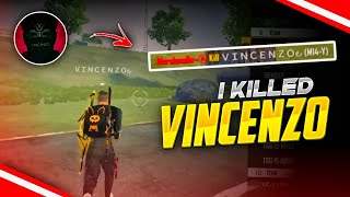 I Killed Real Vincenzo in Big Tournament🤫🔥Best Fight Must Watch !!