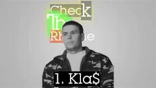 1 Kla Сукины Дети 2006 Check The Rhyme