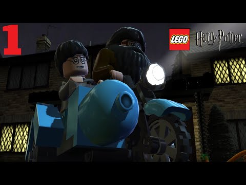 LEGO Harry Potter: Years 5-7 - Year 7 Part 1 - The Seven Harrys  