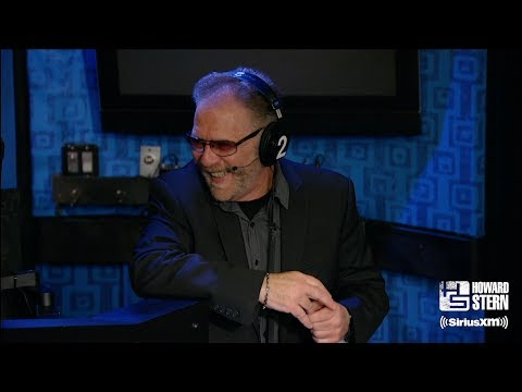 """Ronnie """"the Limo Driver"""" Mund Proposes Live on the Howard Stern Show"""