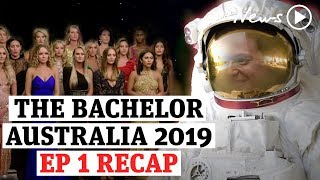 The Bachelor Australia 2019 Episode 1 Recap: A Star Is Born!