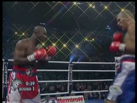 Holyfield vs Valuev Part1 - 20/12/08 - Band