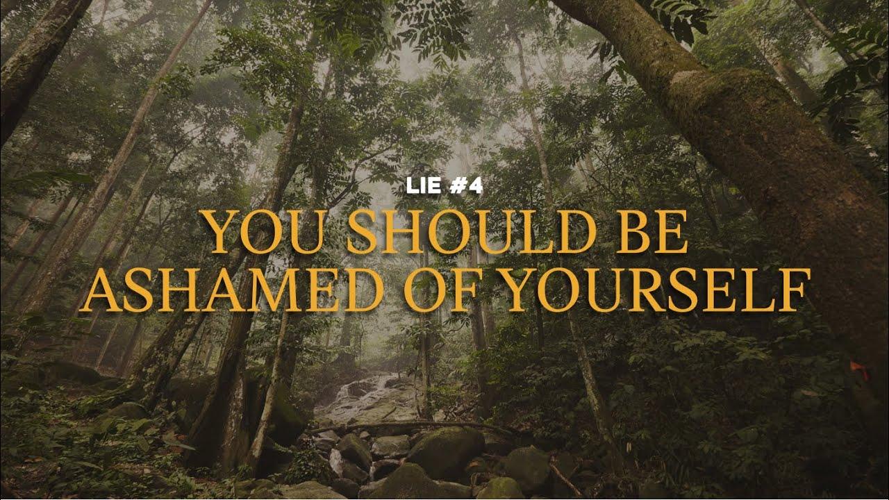 """180 LIVE   Lie #4: """"You Should Be Ashamed of Yourself"""""""
