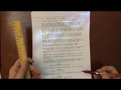 211 Script Lining