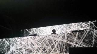 Hernán Cattaneo- Never Let Me Down (Cubicolor Remix) - Depeche Mode @ Moonpark BsAs 21.09.14 (03)