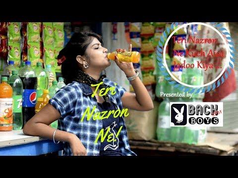Teri Nazron Ne Kuch Aisa Jadoo Kiya  Twist Love Story ||BACK STAR BOYS||
