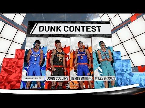2019 NBA Slam Dunk Contest