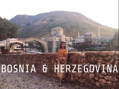 Travel Vlog#2: Copenhagen. Plitvice. Sarajevo. Mostar.