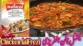 Shan Chicken Jalfrezi Youtube