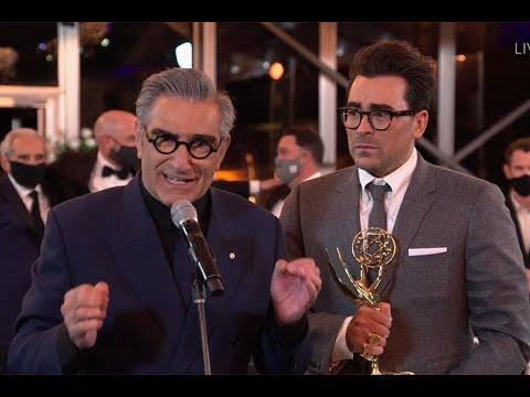 72nd Emmy Awards: Schitt's Creek Wins for Outstanding Comedy Series