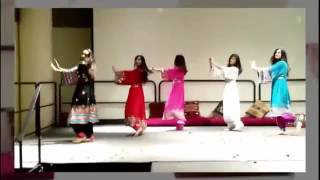 Best Afghan girls Attan with pushto song