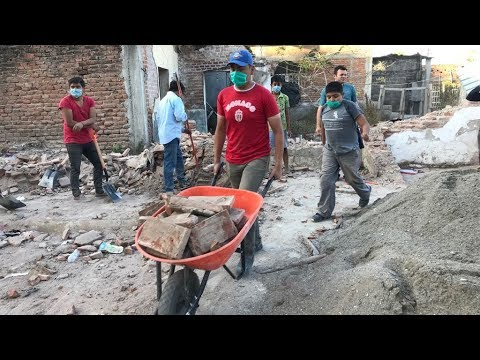 March 2018: Latter-day Saints in Mexico Help Rebuild in Aftermath of Destruction