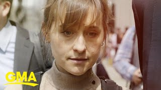Actress Allison Mack prepares for sentencing for role in NXIVM sex cult