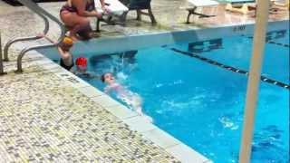 shannon and kerri swim team