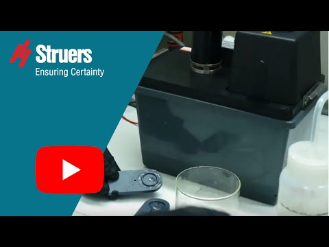 About Preparation For Transmission Electron Microscopy - Struers A/S