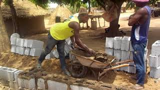 HOW WE BUILD HOUSE IN NIGERIA