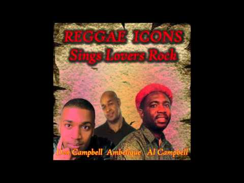 Reggae Icons Sing Lovers Rock (Full Album)