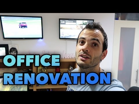 OFFICE RENOVATION TOUR - NEW OFFICE IN BARCELONA BLOG #98