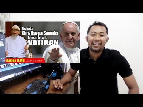 Ust  Bangun Samudra Lulusan Terbaik Vatikan? (Bangun Samudra 14 )