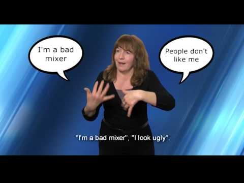 Depression and Low Mood Self-Help Guide (Sign Language & Subtitles)