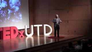 Bridging Communities Through Indigenous Performance | Thomas Riccio | TEDxUTD