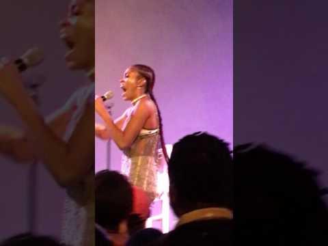 Keke Palmer - Pressure Live Performance at SOBs NYC